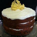 Pineapple Hummingbird Cake