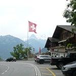 Very Swiss scene!