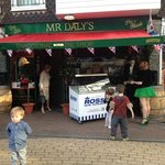 Opening night at Mr Daly's
