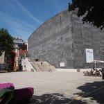 Museumsquartier with MUMOK
