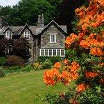 Garden and House