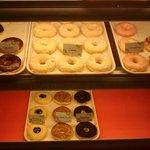Doughnuts sitting so dull