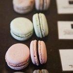 Strangas Macaron selection