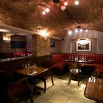 Informal dining at The Grange Hotel