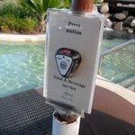 Push button pool service