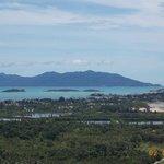 A view beyond Chaweng Beach