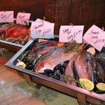 BBQ Fish Night
