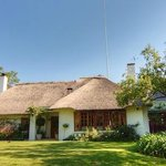 What a beautiful home - one the original farm houses in Bryanston.