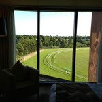 Chester Racecourse view