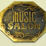 Music Salon, location of Wedding Ceremony