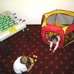 gratis Kleinkinderspielraum