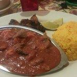 Shrimp Enchilado