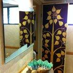 decorative bathroom