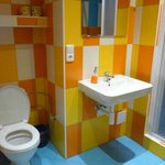 super fun bathroom!
