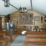 Interior, the Church