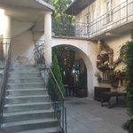 Courtyard in Kazimierz