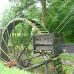 Working Waterwheel.