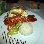 Fresh lobster!