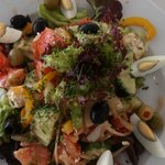 Neuhaus - mouthwatering greek salad