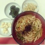 mama kims udon vegetable soup! delicious!