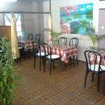Plaza Restaurant. Aizawl Mizoram
