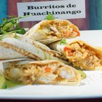 Burritos de Huachinango (Red Snapper Burritos)