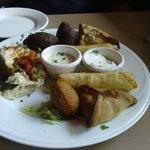 Maza Dish for 2