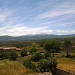 view from my room at La Posada de Gaspar