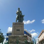 Lord Admiral Nelson statue - not popular now