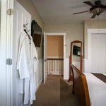 Spacious Rooms and Private Porches
