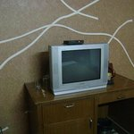 No LCD TV as promised in websites Only old CRT TVs