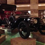 The 1911 Roll Royce Silver Ghost