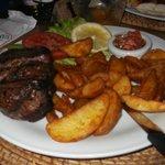 Juiciest Steak I have ever had!