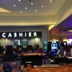 cashier casino