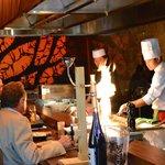 Fuku omakase & teppanyaki