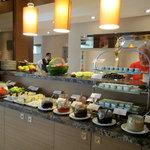 "Very good Turkish buffet breakfast at ""the Buffet"""
