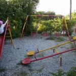 safe little play area