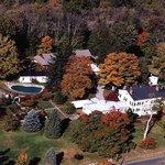 Bykenhulle House Aerial View 1