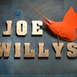 Joe Willys wall