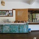 Salão de café da manhã/chá da tarde