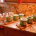Las mermeladas homemade