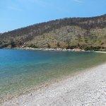 Beach on Chios