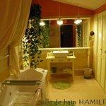 Salle de bain Hamilton