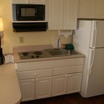 Fully Equipped Kitchens in Every Suite