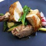Main course - chicken