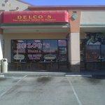 The exterior of Delco's