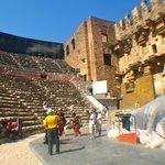 The Aspendos Theater.