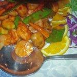 Lin's Shrimp and Scallops