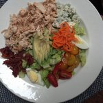 Cobb Salad w Avacado Dessing