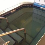 The spa with the broken jets, water was disgusting. If broke, put cover on to hide and keep peop